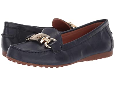 Kate Spade New York Carson (Navy Leather) Women