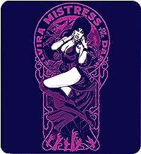 Elvira Mouse pad Handmade Mistress of The Night Gift