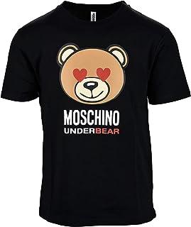 9ae90028e8 Moschino Underwear 1T1909 555 Maglia Uomo Men's T-Shirt