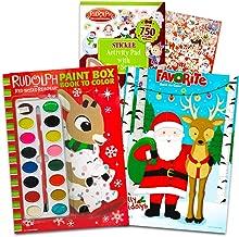 jumbo christmas coloring books
