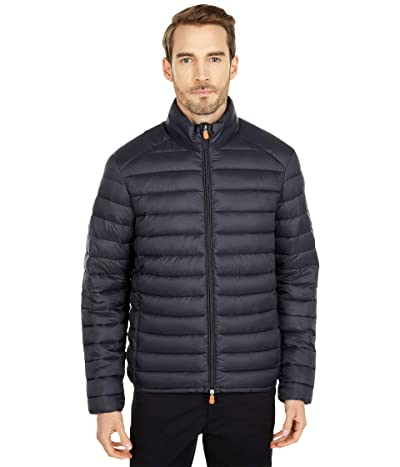 Save the Duck Giga Puffer Jacket (Black) Men