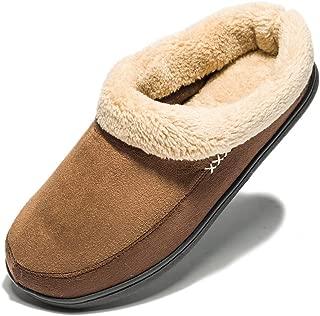 [Newdenber] NDB ルームシューズ スリッパ ボア付き 冬用 あったか ファー付き クロッグシューズ サボシューズ サンダル 室内/室外履き