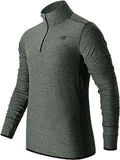 New Balance Men's N Transit Quarter Zip Jacket