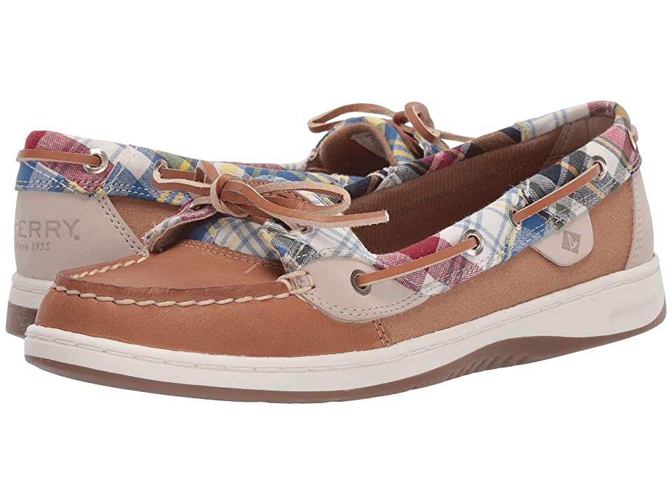 Sperry Angelfish Madras (Madras) Women