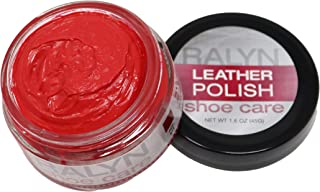 Made in USA RALYN Shoe Care Leather Polish. Many Colors available. 1.6 oz Jar.