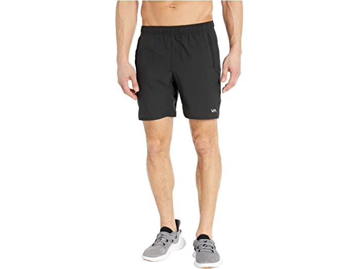 RVCA Mens Yogger Iv Short Shorts