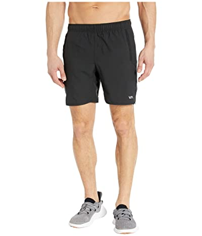 RVCA Yogger IV Shorts (Black) Men