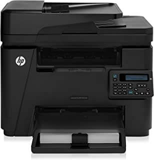 HP Laserjet Pro M225dn Monochrome Printer with Scanner, Copier and Fax, Amazon Dash Replenishment Ready (CF484A)