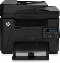 HP Laserjet Pro M225dn Monochrome Printer with Scanner, Copier and Fax, Amazon Dash Replenishment Ready (CF484A)
