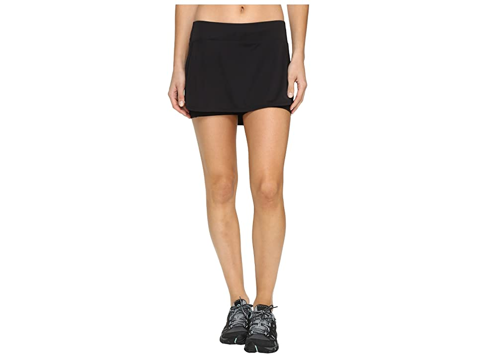 The North Face Kick Up Dust Skirt (TNF Black) Women