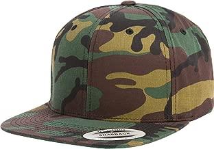 Yupoong Flexfit 6089M,6089MT,6089CAMO 6 Panel Premium Classic Snapback Hat Cap