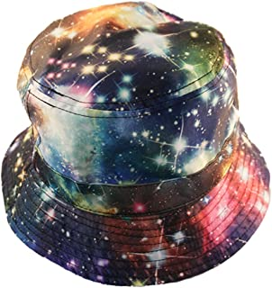 Loyal Cloth Galaxy Print Bucket Cap