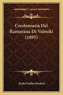Crestomazia Del Ramayana Di Valmiki (1895)