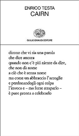 Cairn (Collezione di poesia Vol. 452)