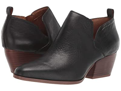 Franco Sarto Dingo 2 (Black Leather) Women