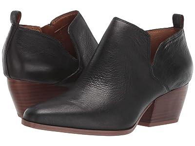 Franco Sarto Dingo 2 (Black Leather) Women