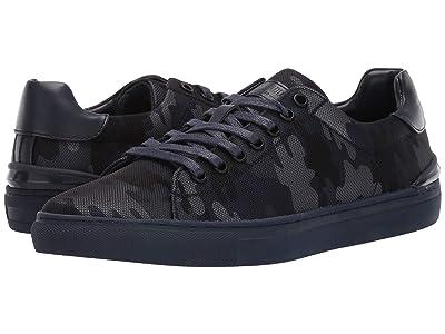 Steve Madden Triggur Sneaker (Blue Camo) Men