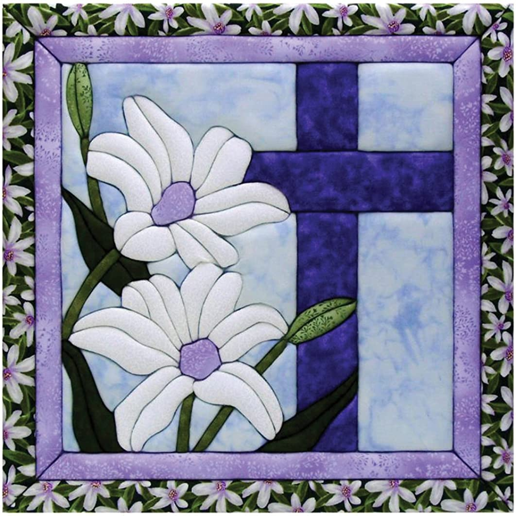 Quilt Magic 12-Inch by 12-Inch Cross Kit
