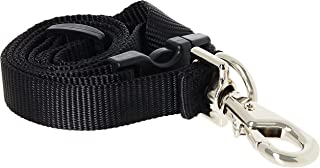 Lupine No Pull Harness 16-26, Black, 3/4 inch