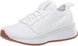 PUMA Womens 19322701 Sg Runner Jr White Size: