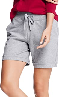 Hanes Women's French Terry Bermuda Short