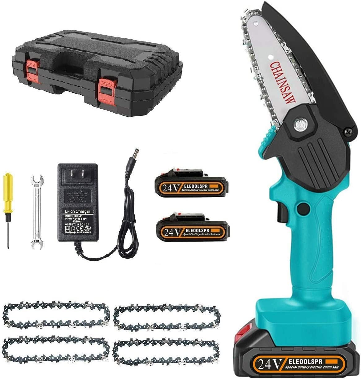 Mini Chainsaw Cheap super special price Set Handheld Free shipping on posting reviews Cordless Protable Electric