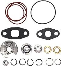 Turbo Rebuild Repair Kit Kits for Garrett T3 T4 T04B T04E Turbocharger 360 Degree Upgrade Thrust Bearing