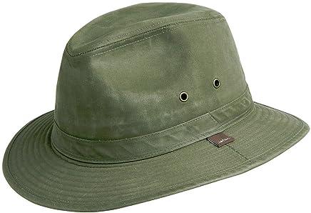 Conner Hats Men s Indy Jones Water Resistant Cotton Hat b605f71e150b