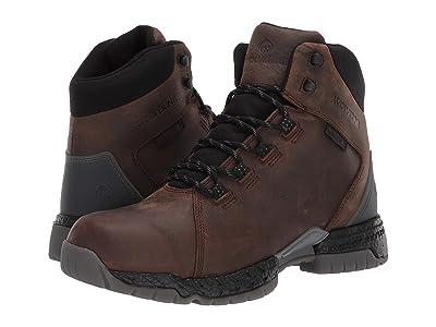 Wolverine I-90 Rush 6 Boot (Dark Coffee) Men