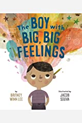 The Boy with Big, Big Feelings (The Big, Big Series Book 1) Kindle Edition