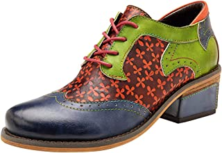 Best block heel brogue ankle boot Reviews