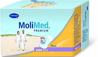 MoliMed Premium Contoured Pads - Maxi 14/pk