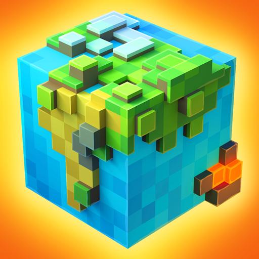 WorldCraft Premium: 3D Block Craft with Skins Export to Minecraft