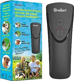 Brellavi Dog Training and Barking Control Device, Upgraded Dog Training and Anti-Barking Device
