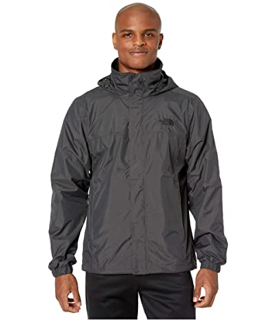 The North Face Resolve 2 Jacket (Asphalt Grey/TNF Black) Men