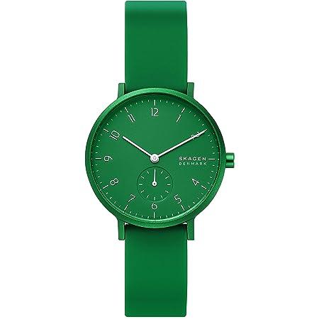 [スカーゲン] 腕時計 AAREN SKW2804 レディース 正規輸入品 グリーン