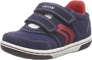 Geox B Flick Boy 44 Sneaker (Toddler)