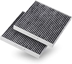Puroma 2 Pack Cabin Air Filter with Activated Carbon, Replacement for CP134, CF10134, Honda & Acura, Civic, CR-V, Odyssey, CSX, ILX, MDX, RDX, AT134