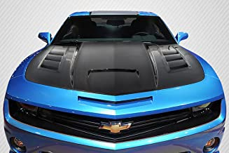 Carbon Creations ED-NUR-803 DriTech TS-2 Hood - 1 Piece Body Kit - Fits Chevrolet Camaro 2010-2015
