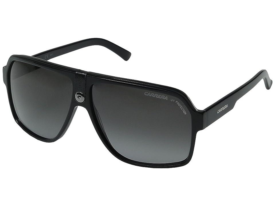Carrera Carrera 33/S (Black/Gray Gradient) Fashion Sunglasses