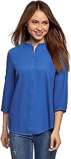 new arrival f3d11 c45a0 Amazon.it: camicia coreana donna - 1 stella e più