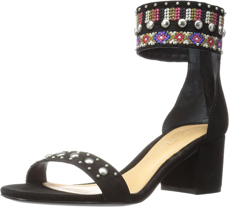 Schutz kvinnor Naharis Dress Dress Dress Sandal  varumärke på försäljningsbevis