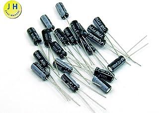 KIT: 4 pcs Quartz Crystal 20 Mhz +8 pcs Capacitor ceramic 22pF #A56 Just-Honest