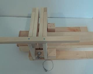Wooden Soap Mold/Loaf Wire Cutter