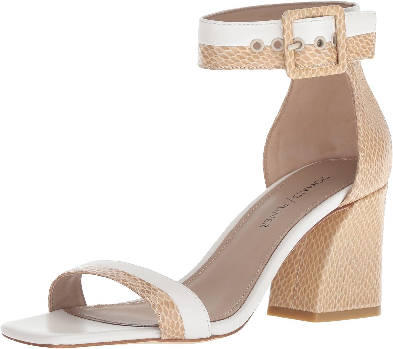 Donald J Pliner Womens Watsonqd08 Heeled Sandal
