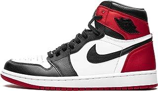 WMNS Air Jordan 1 High Og (Black/Black-White-Varsity Red 6W)