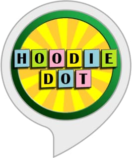 Hoodie Dot! The game show challenge!