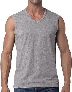 Y2Y2 Men's Sleeveless V-Neck T-Shirt