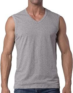 Men's Sleeveless V-Neck T-Shirt