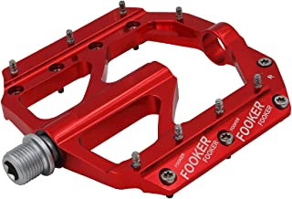 red mtb pedals